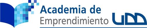 UDD Academia de Emprendimiento Logo
